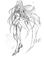 Eve Concept Art