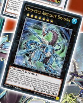 OddEyes Absolute Dragon SDMP
