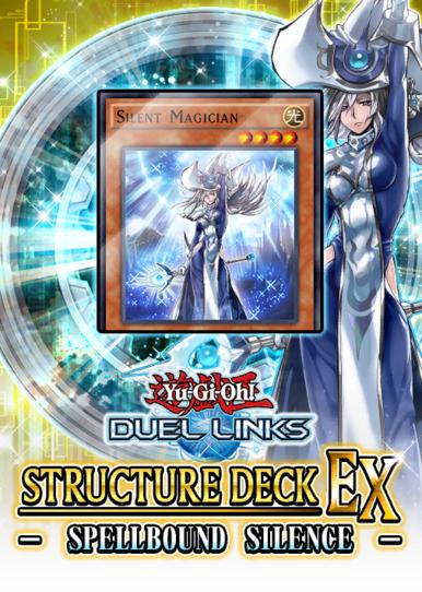 Structure Deck EX: Spellbound Silence | Yu-Gi-Oh! | FANDOM powered