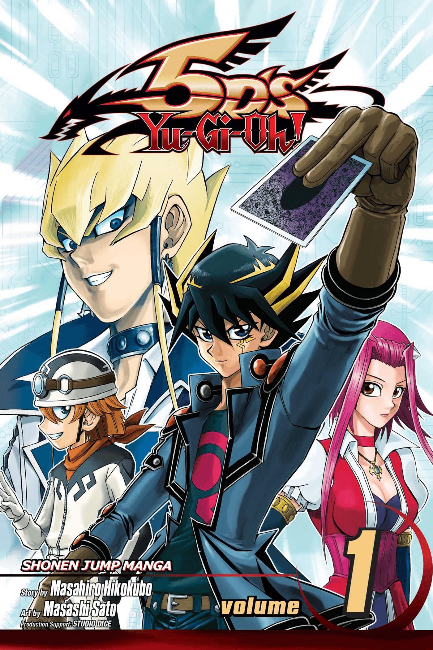 yu gi oh 5d u0027s manga yu gi oh fandom powered by wikia