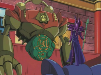 Yu-Gi-Oh! - Episode 021