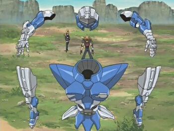 Yu-Gi-Oh! - Episode 165