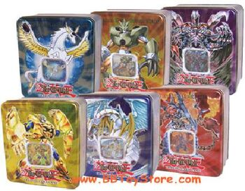 Collectible Tins 2007