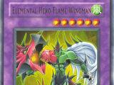 Elemental HERO Flame Wingman