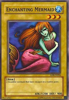 Enchanting Mermaid LOB