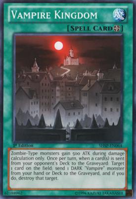 Vampire Kingdom SHSP