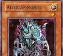 Alien Ammonite