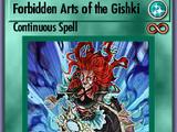 Forbidden Arts of the Gishki (BAM)