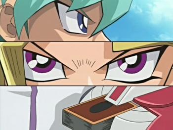 Yu-Gi-Oh! - Episode 117