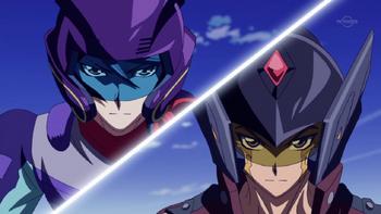Yu-Gi-Oh! ARC-V - Episode 081