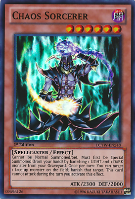 Chaos Sorcerer LCYW
