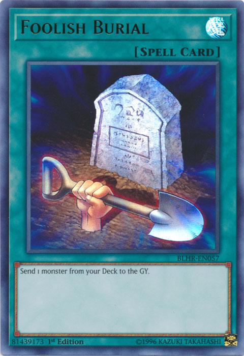 Foolish Burial Yu Gi Oh Fandom Powered By Wikia