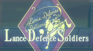 Lance Defense Soldiers