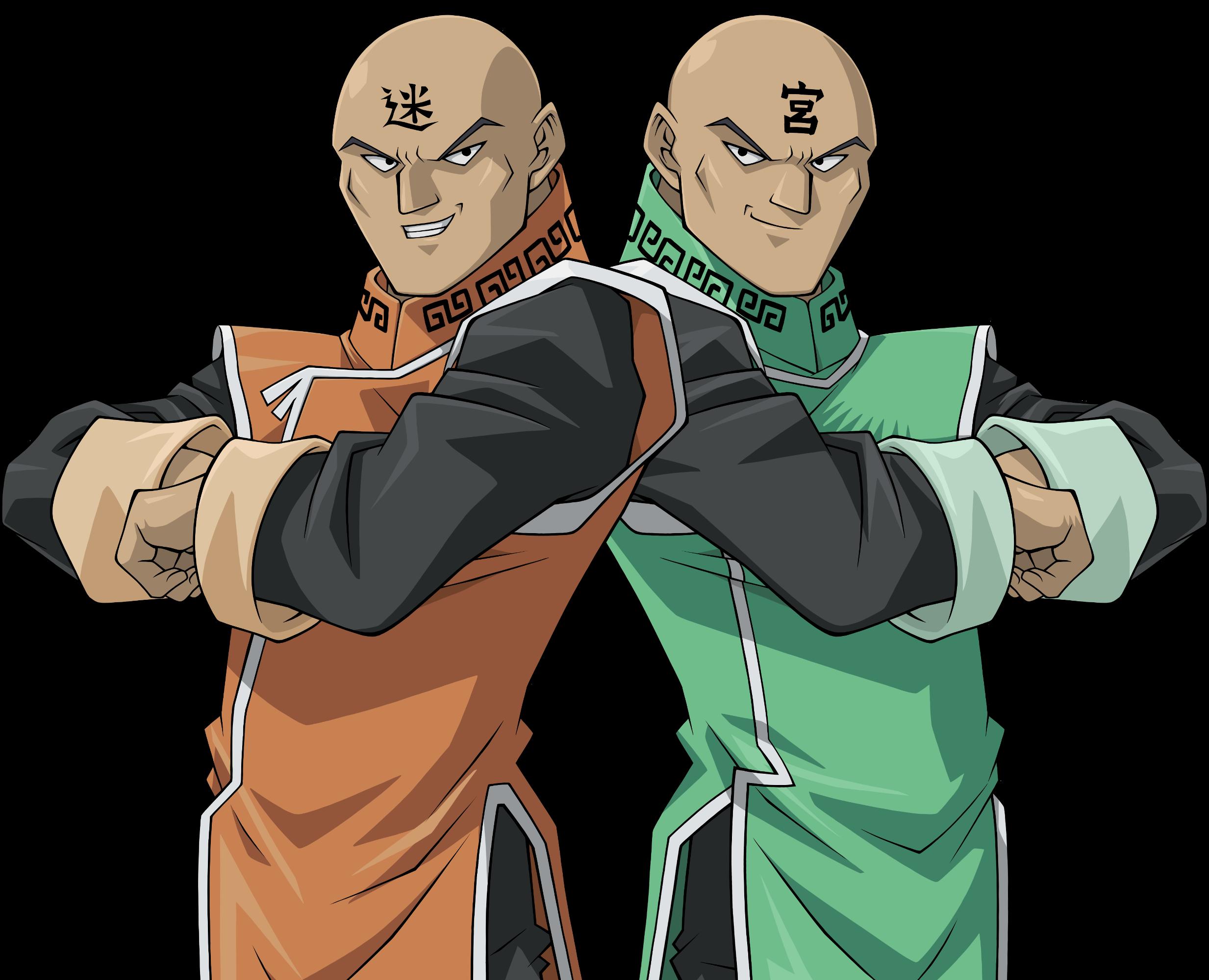 Paradox Brothers (Duel Links) | Yu-Gi-Oh! | FANDOM powered