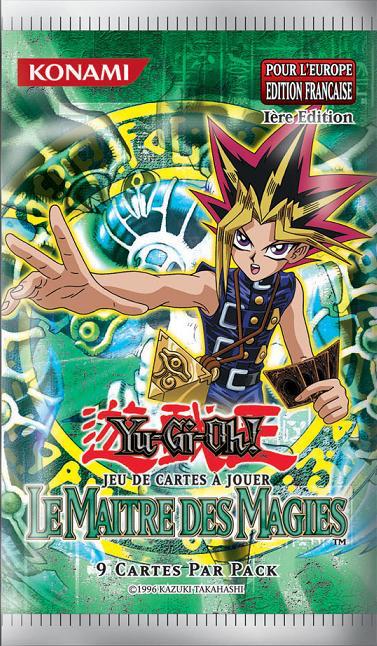 Konami Yugioh Magic Ruler Spell Ruler Booster Pack