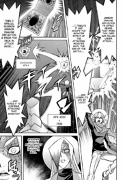 Reiji uses Isaac's Reflector Combo