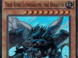True King Lithosagym, the Disaster