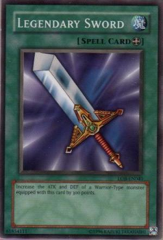 Legendary Sword LOB