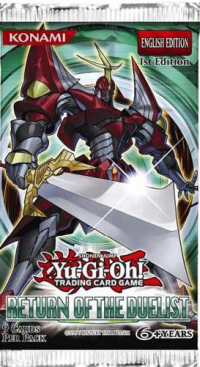 Return of the Duelist Cover