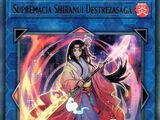 Shiranui Skillsaga Supremacy