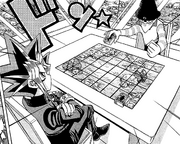 Dark Yugi VS Mokuba - Duelist Kingdom