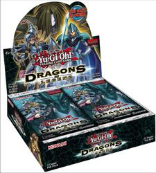 Dragons of Legend display