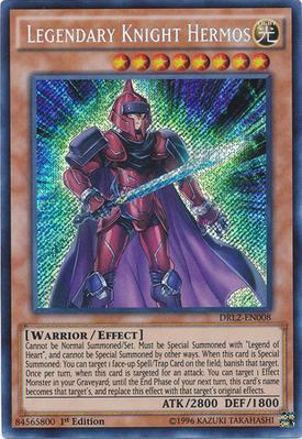 Legendary Knight Hermos DRL2
