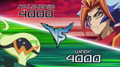 Soulburner VS Windy