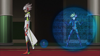 Yu-Gi-Oh! VRAINS - Episode 069