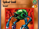 Spiked Snail (BAM)