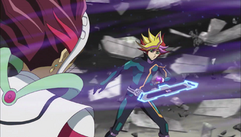 Yu-Gi-Oh! VRAINS - Episode 041