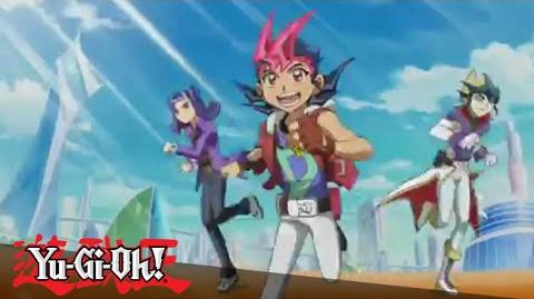 "Yu-Gi-Oh! ZEXAL ""Halfway to Forever"" V2"