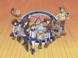 Portal:Yu-Gi-Oh! GX anime characters