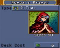 NovoxsPrayer-DOR-EN-VG