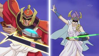 Yu-Gi-Oh! ARC-V - Episode 116