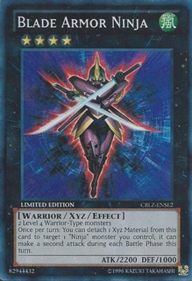 Blade Armor Ninja CBLZ