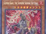Gizmek Kaku, the Supreme Shining Sky Stag