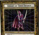 Knight of Twin Swords