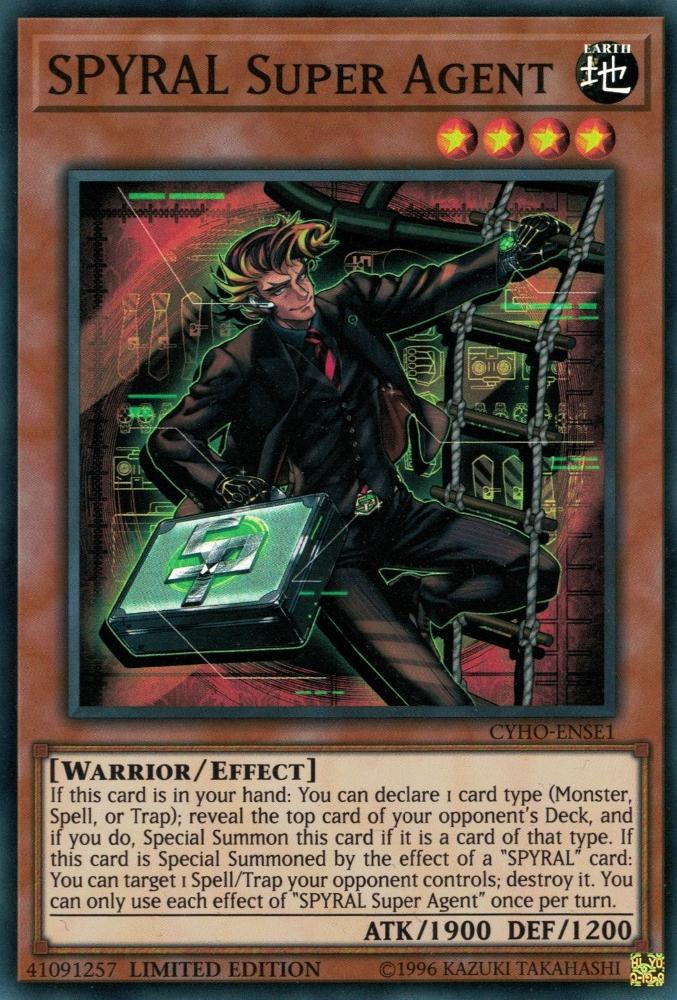 SPYRAL Super Agent | Yu-Gi-Oh! | FANDOM powered by Wikia