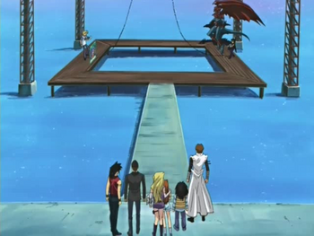 Yu-Gi-Oh! - Episode 077
