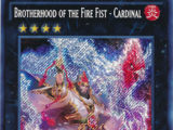 Brotherhood of the Fire Fist - Cardinal