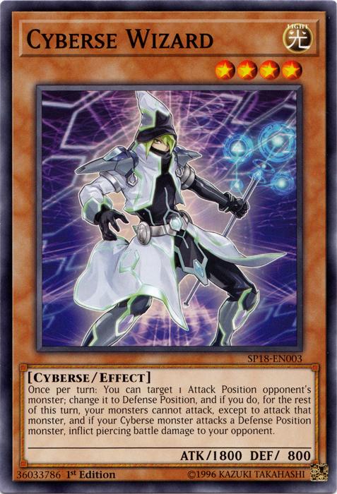 Cyberse Wizard Yu Gi Oh Fandom Powered By Wikia