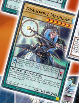 Dragonpit Magician SDMP