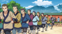Ryozanpaku School training
