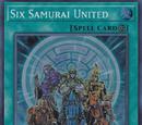 Six Samurai United
