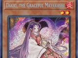 Dakki, the Graceful Mayakashi