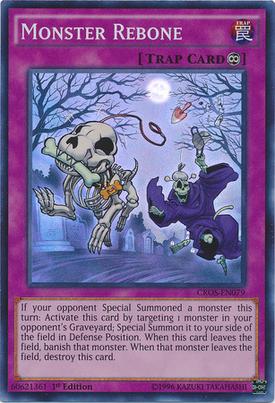 Monster Rebone CROS