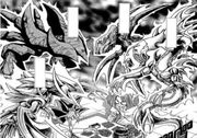 YGO-047 Dragons summoned