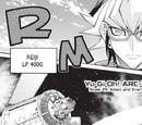 Yu-Gi-Oh! ARC-V - Scale 025