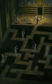 Atem-Tomb Maze-Pit-of-Shadows